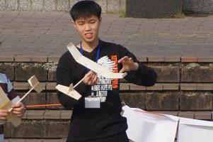 activity: 10312機二參加全國手擲機競賽
