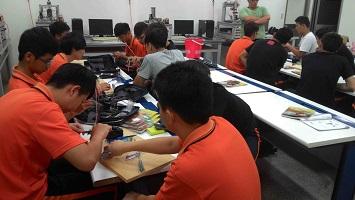 activity: 10410機一機械電學實習課程