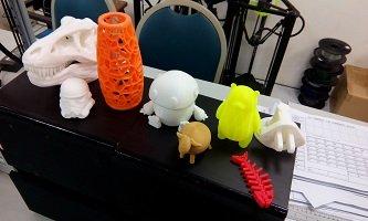 10507國中生暑輔營3D列印課程